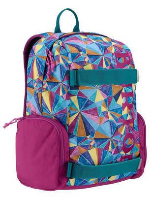 рюкзак Burton Youth Emphasis polka diamond print 4d7c1d7d208d9