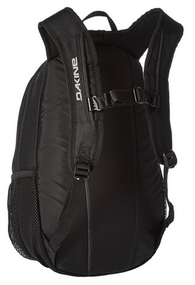 Рюкзак Dakine Campus mini 18L black 375cd1fc5b0d3