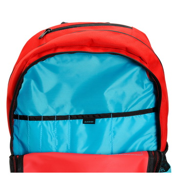 рюкзак Dakine Option 27L red-blue