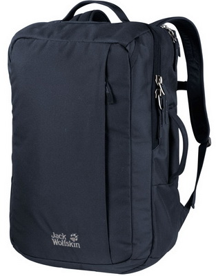 рюкзак Jack Wolfskin Brooklyn 26 Night Blue