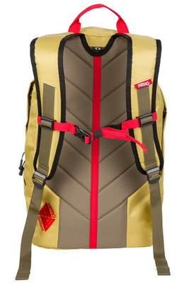 рюкзак Nitro Aerial 27L golden mud