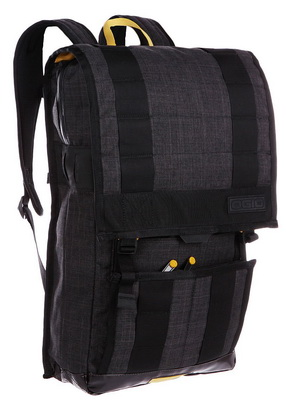 рюкзак Ogio Commuter pack black/curry