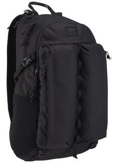 Burton Bravo true black heather twill