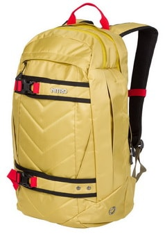 рюкзак Nitro Aerial 27L golden mud Київ Україна