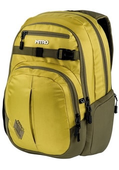 рюкзак Nitro Chase 35L golden mud Київ Україна