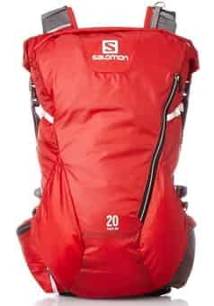 Salomon Agile 20 Aw Red рюкзак